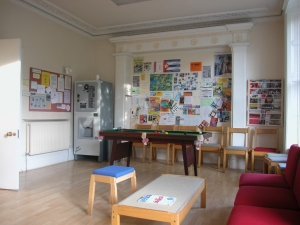b) Pembroke common room