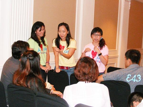 Orientation Day@Plaza Athenee Bangkok