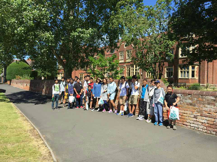 Summer Camp 2015 @ Bromsgrove School UK