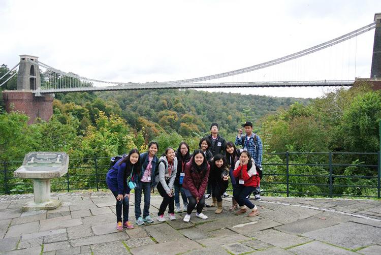 Study at Bristol, October Program