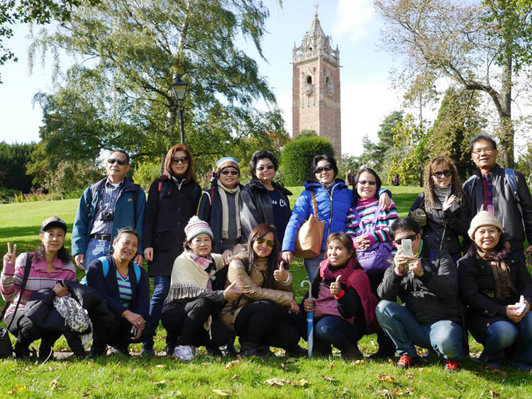 Adult Group 2014 @Bristol Language Centre UK
