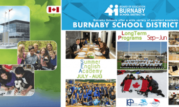 Burnaby Schools District 41, Canada
