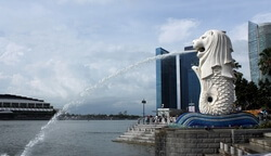 """SINGAPORE CITY"" The Incredible Island City of Southern Asia!"