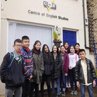 เรียนซัมเมอร์ต่างประเทศ English course at Centre of English Studies CES Oxford UK