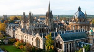 CES English Summer Camp at Oxford UK