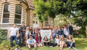 ELC English Summer Camp at Bristol UK