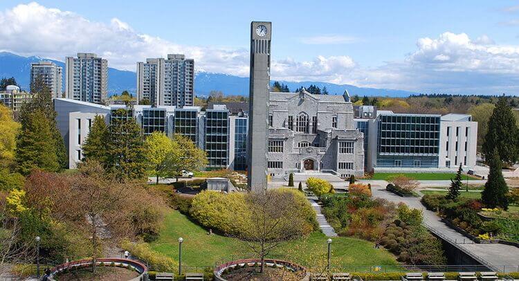 เรียนซัมเมอร์ต่างประเทศ Study abroad at University of British Columbia (UBC) Canada