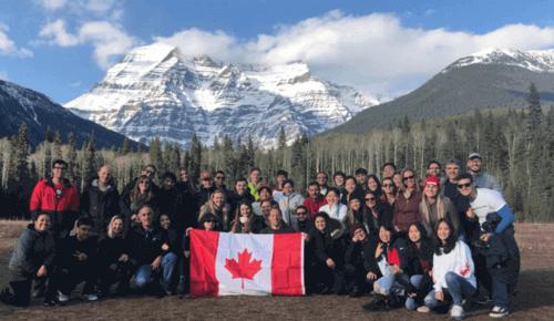 เรียนซัมเมอร์ต่างประเทศ English summer camp in Vancouver Canada