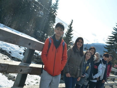 เรียนซัมเมอร์ต่างประเทศ ILSC English summer camp 2017 in Vancouver Canada