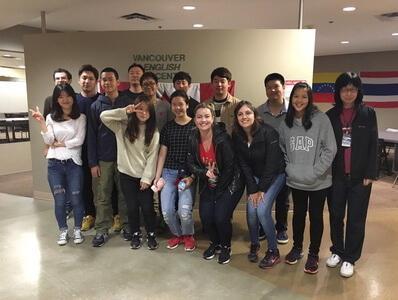 เรียนซัมเมอร์ต่างประเทศ VEC English summer camp 2016 in Vancouver Canada